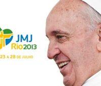 Papa na JMJ Rio: trago o que de mais precioso me foi dado, Jesus Cristo!