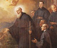 A vida monástica de São Bento