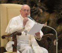"""Papa: """"Igreja é feita de pecadores que precisam de misericórdia"""""""