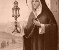 Igreja celebra a memória litúrgica de Santa Clara de Assis