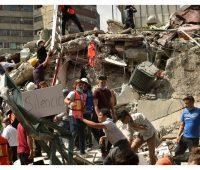Papa Francisco se solidariza com as vítimas do terremoto no México e pede orações