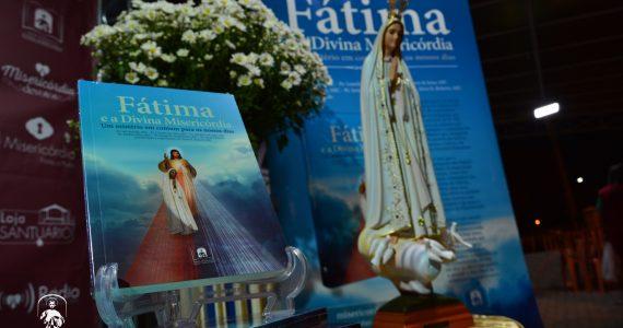 Noite de lançamento do livro Fátima e a Divina Misericórdia