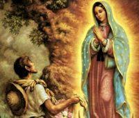 Virgem de Guadalupe, interceda pela América