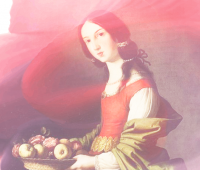 Santa Dorotéia viveu sua juventude em jejum, oração e perfeita castidade
