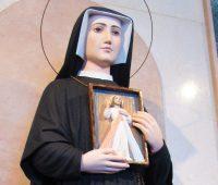 Oração de Santa Faustina pedindo forças