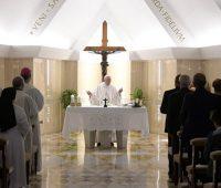 Papa: o verdadeiro tesouro é a relação com Deus