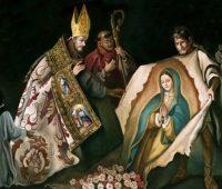 Nossa Senhora de Guadalupe e Juan Diego