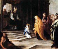 Entenda o que é a Apresentação de Nossa Senhora no Templo