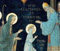 Igreja celebra hoje a Apresentação de Nossa Senhora no Templo
