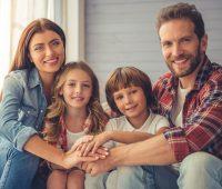Família: o amor é humildade