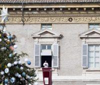 Papa fala da necessidade de alterar comportamentos para preparar o Natal