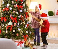 Bênção da Árvore de Natal