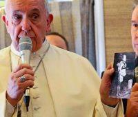 Em Viagem Apostólica, Papa afirma que teme guerra nuclear