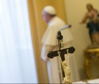 Papa convoca Dia de Jejum e Oração pela Paz