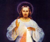 87 anos da Pintura da Primeira Imagem de Jesus Misericordioso