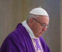 Mensagem do Papa para a Quaresma de 2018