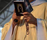1º Dia da Novena à Divina Misericórdia no Santuário