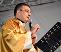 Padre Jair conduzirá a Novena à Divina Misericórdia