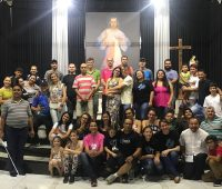 Santuário promove encenação da Paixão de Cristo