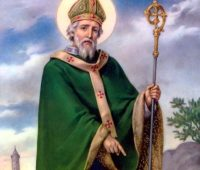 Dia de São Patrício – Missionário e Bispo