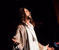 Encenação da Paixão de Cristo no Santuário da Divina Misericórdia