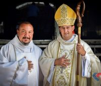 Dom Francisco preside Missa na Hora da Misericórdia