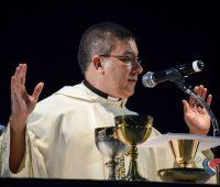 Missa e oitavo dia da novena à Misericórdia