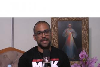 Hugo Santos e Daniel Godri falam sobre participar do Santuário