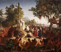 Primeira missa realizada no Brasil completa 518 anos