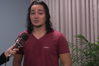 Thiago Brado apresenta turnê pulsar na Festa Nacional da Divina Misericórdia