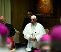 """Papa compara a crise vocacional com uma """"hemorragia"""" que afeta a Igreja"""
