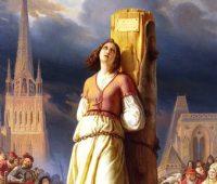 30 de maio, dia de Santa Joana D'Arc