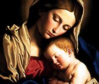Prece à Maria pelas mães