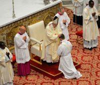 Papa Francisco a novos sacerdotes: façam homilias que saiam do coração