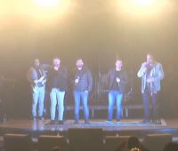 Ministério Consagrasom lança seu novo CD Teus Frutos, no Santuário