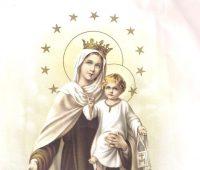 Nossa Senhora do Carmo, padroeira da Ordem dos Carmelitas