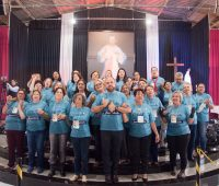 """""""Fala ao mundo da Minha grande e insondável Misericórdia"""" (Diário de Santa Faustina, 164)"""