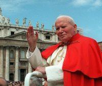 São João Paulo II, Papa e também amante de esportes