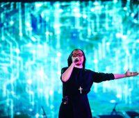 Irmã Cristina, ganhadora do The Voice Itália grava nova música no Brasil