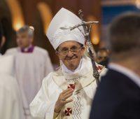 Há cinco anos, Brasil recebia Papa Francisco