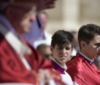 60 mil coroinhas encontrarão Papa em julho