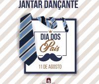 Santuário promove Jantar Dançante de Dia dos Pais