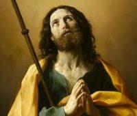 São Thiago Apóstolo, padroeiro dos peregrinos