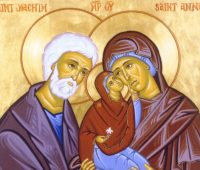 São Joaquim e Santa Ana, pais de Nossa Senhora