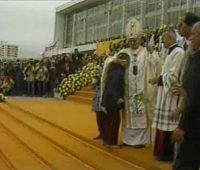 Há 38 anos, São João Paulo II visitava Curitiba