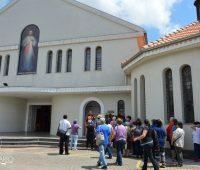 Conheça cada parte do Santuário da Divina Misericórdia