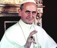 "Papa Francisco relembra de Paulo VI e o chama de ""Papa da modernidade"""
