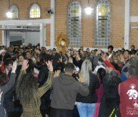 Seminário dos Arcanjos no Santuário da Divina Misericórdia