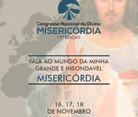 Programação 17ª Congresso Nacional da Divina Misericórdia