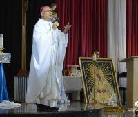 Santa Missa no primeiro dia do 17º Congresso Nacional da Misericórdia